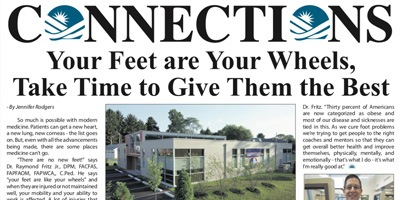 Allentown Family Foot Care - Lehigh Valley Chamber of Commerce - Your Feet are Your Wheels, Take Time to Give Them the Best