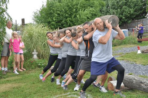 Sponsorships & Events - Navy Seal Benefit Challenge