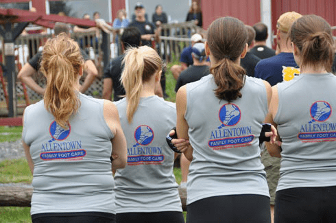 Sponsorships & Events - Navy Seal Benefit Challenge