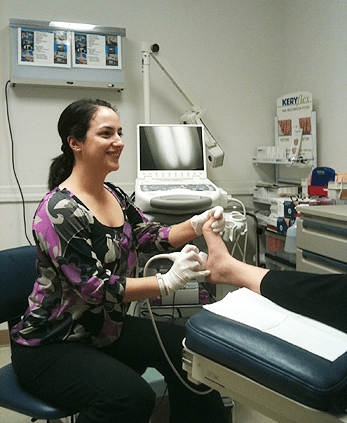 Innovation Diagnostic Technology - Podiatric Diagnostic Ultrasound