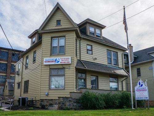 Allentown East, Pennsylvania